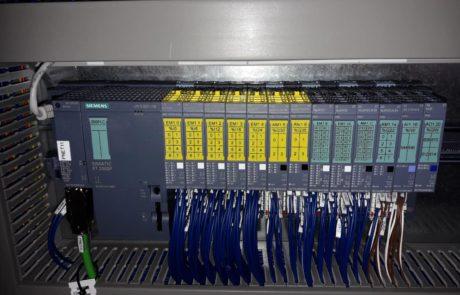 Siemens ET200SP, con I-O Fail-Safe, Motion Profinet